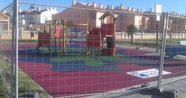 parque infantil guadalmar