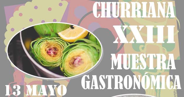 xxiii muestra gastronómica