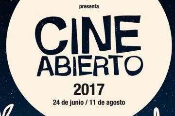 cine abierto 2017
