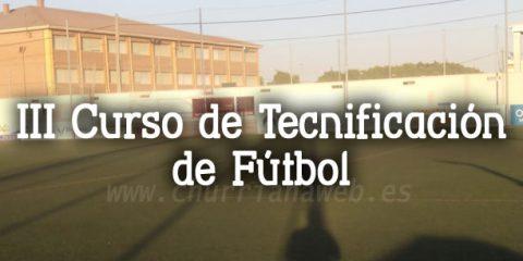 curso tecnificación fútbol