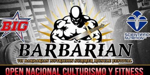 barbarian muscle festival