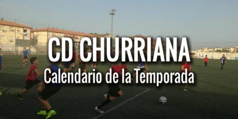 calendario temporada churriana
