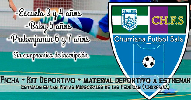 churriana fútbol sala