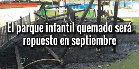 parque quemado