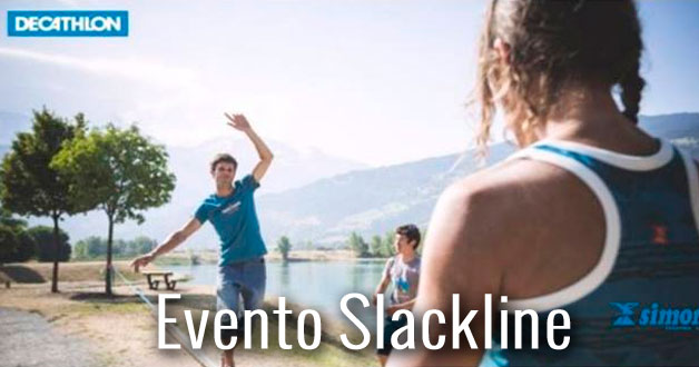 evento slackline