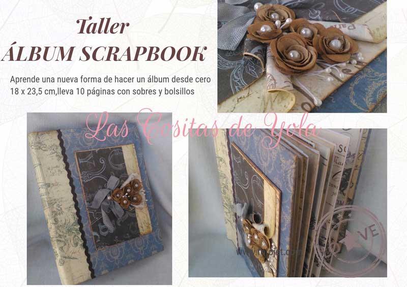 album scrapbook