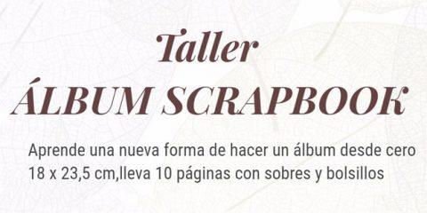 taller scrapbook