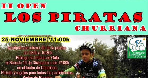 II open bike Los Pirtas