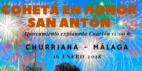 cohetá 2018 churriana