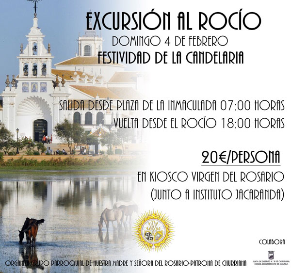 excursion al rocio