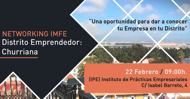 networking imfe churriana