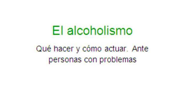 alcoholismo en churriana