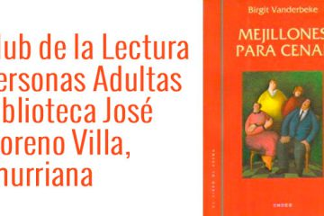 club lectura personas adultas