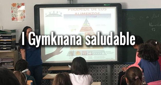 I Gymknana saludable