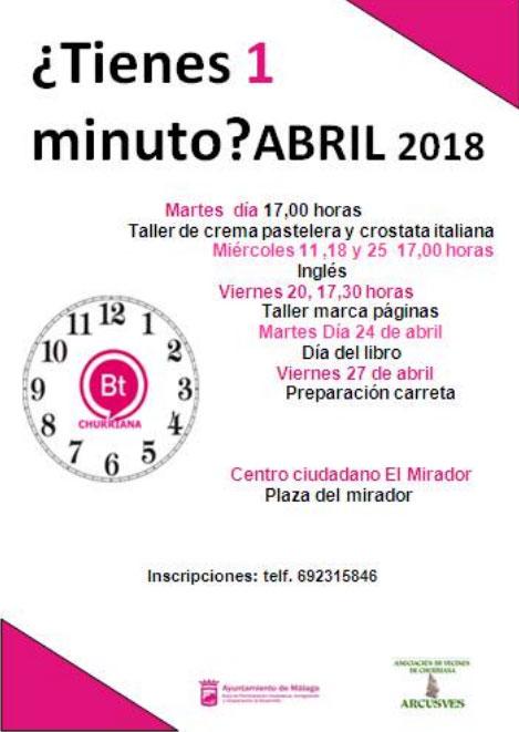 actividades abril