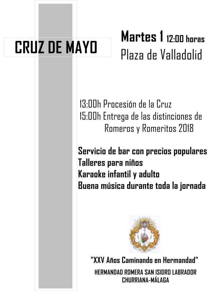 cruces mayo