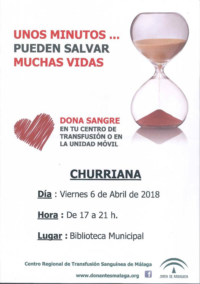 dona sangre en churriana