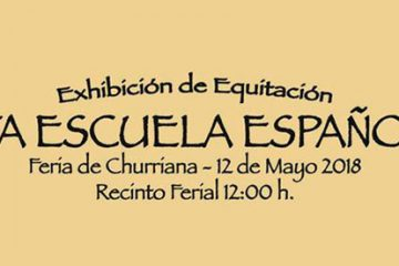 exhibicion equitacion churriana