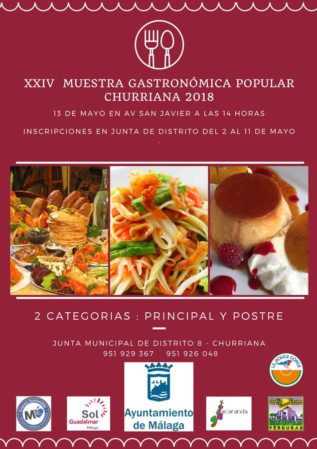 muestra gastronómica churriana