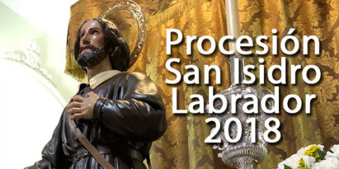 procesion san isidro Labrador Churriana