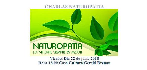 charlas naturopatia