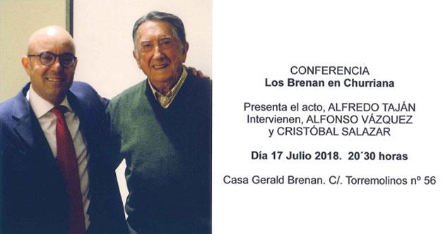 conferencia brenan