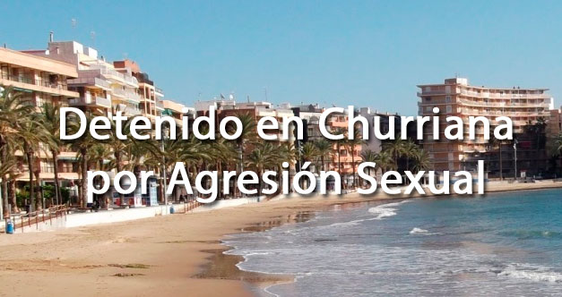 detenido agresión sexual