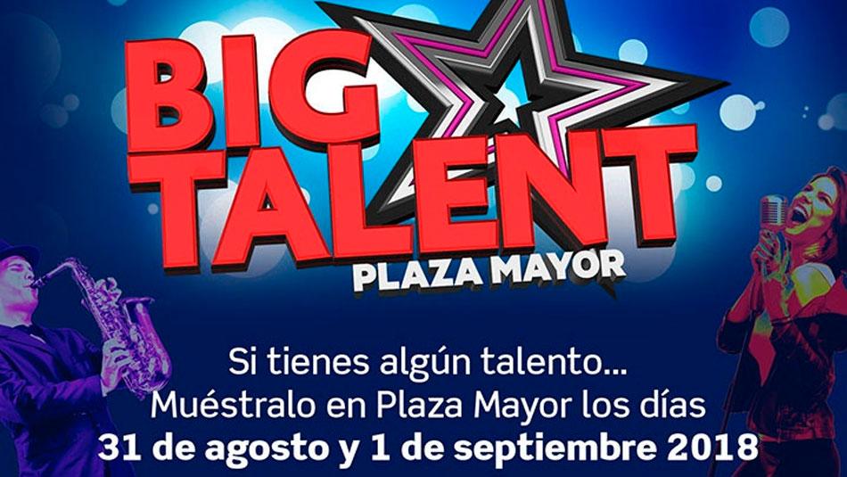 big talent