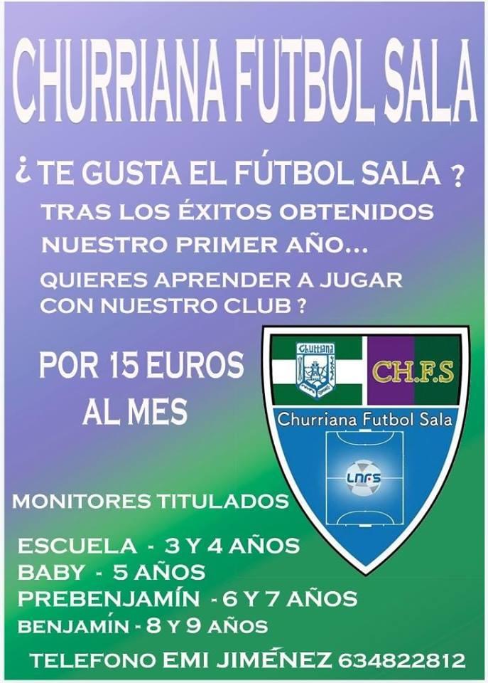 churriana futbol sala