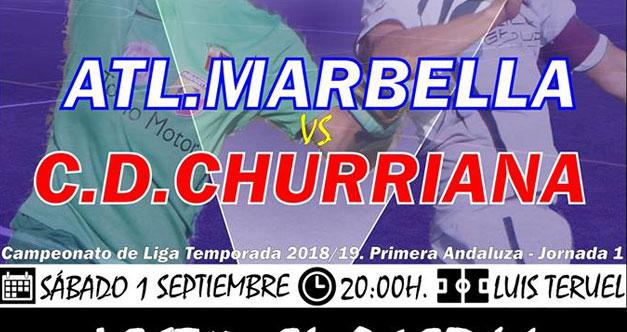 jornada1 marbella churriana