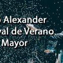 Mago Alexander en el Festival de Verano de Plaza Mayor