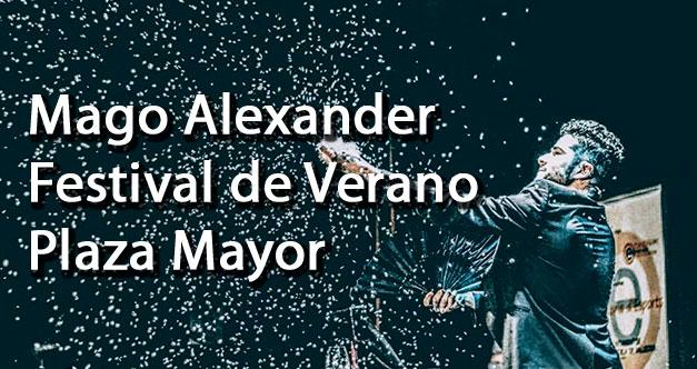 mago alexander