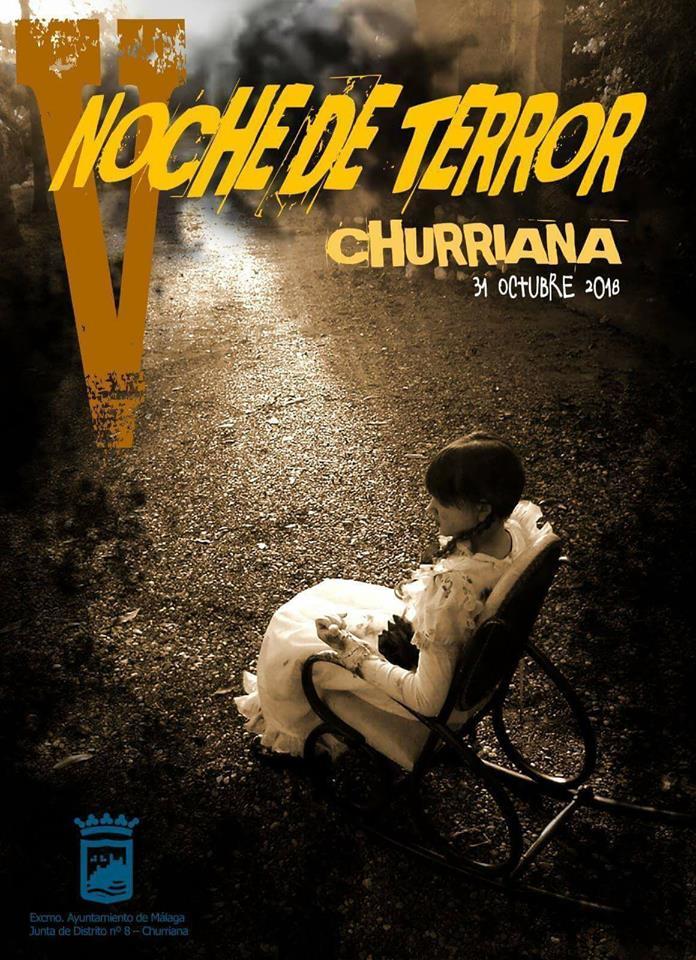 noche terror churriana