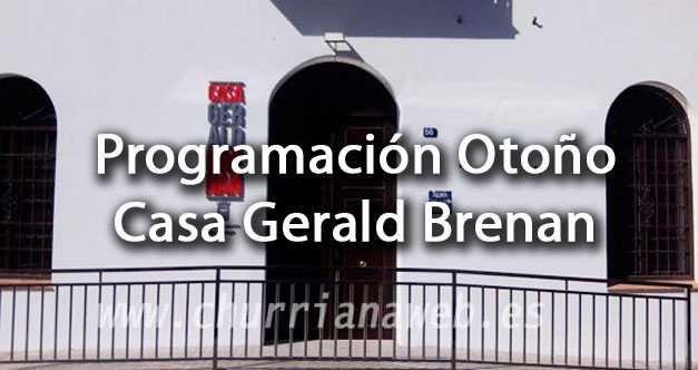 programacion casa gerald brenan