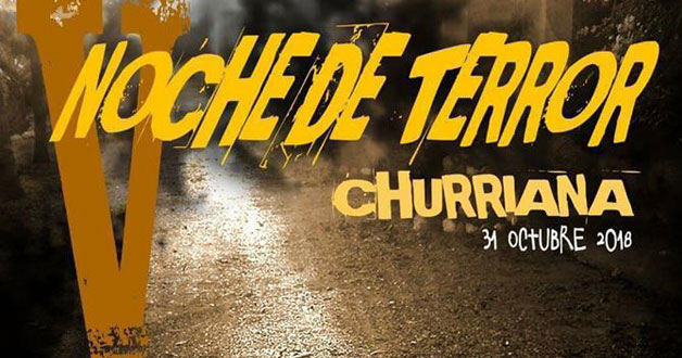 noche de terror churriana halloween