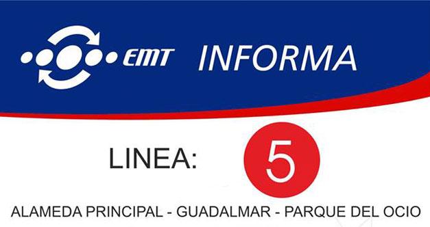 linea 5 guadalmar
