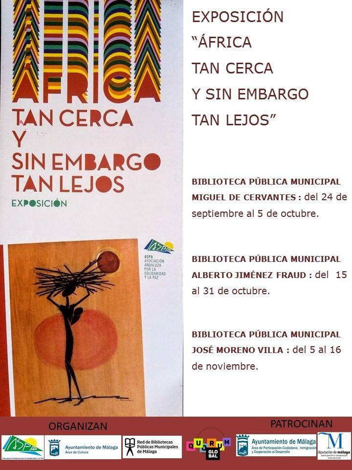 exposicion africa