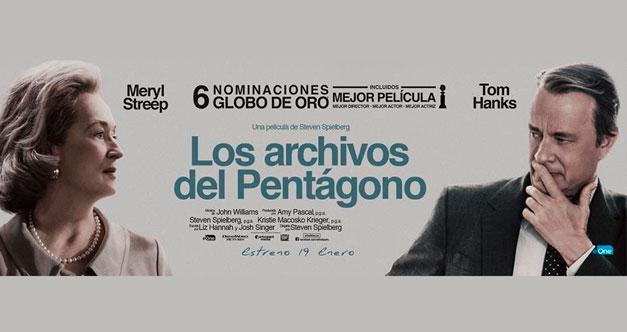 los archivos del pentagono