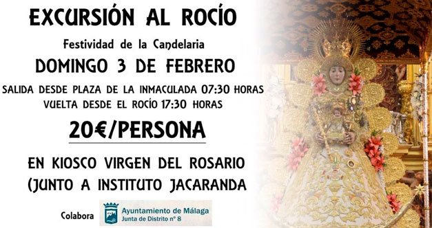 excursion rocio