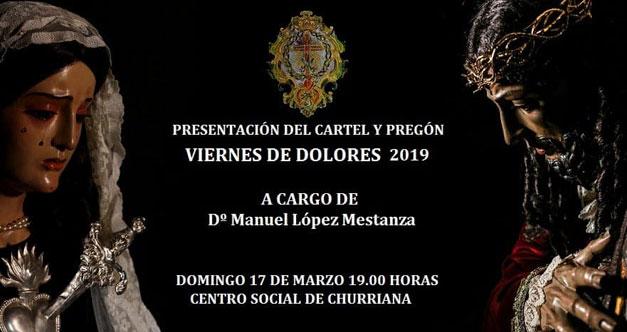 cartel y pregón 2019