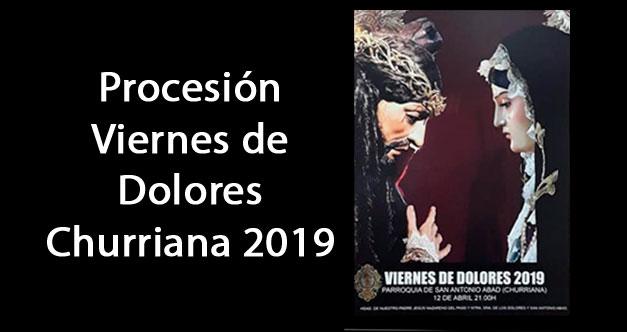 procesion viernes dolores 2019