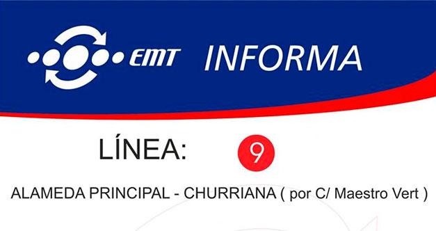 emt linea 9