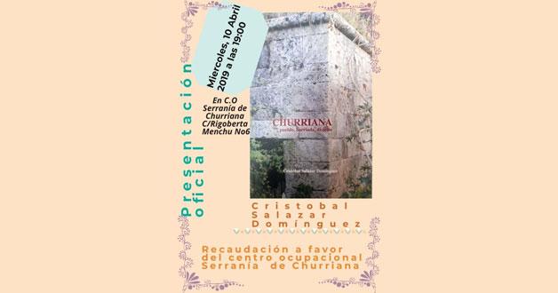 presentacion libro cristobal salazar