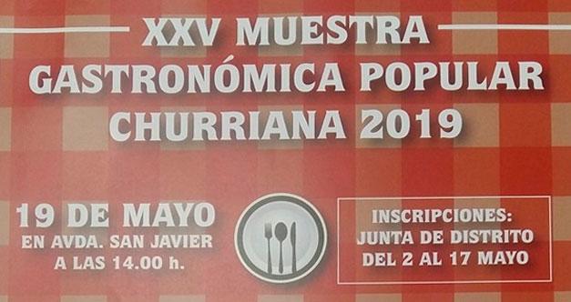 muestra gastronomica 2019