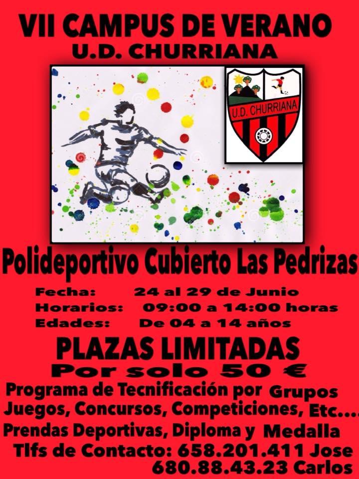 campus verano ud churriana