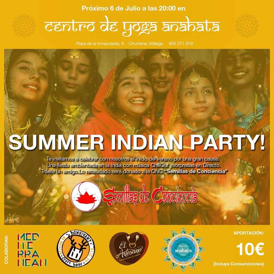 summer indian party