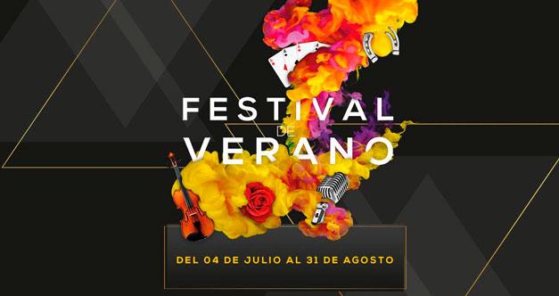 festival verano