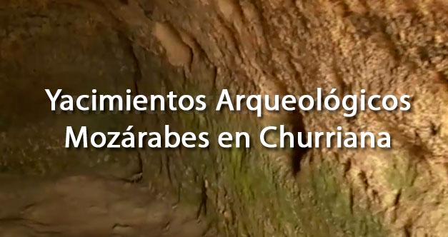 yacimientos arqueologicos churriana