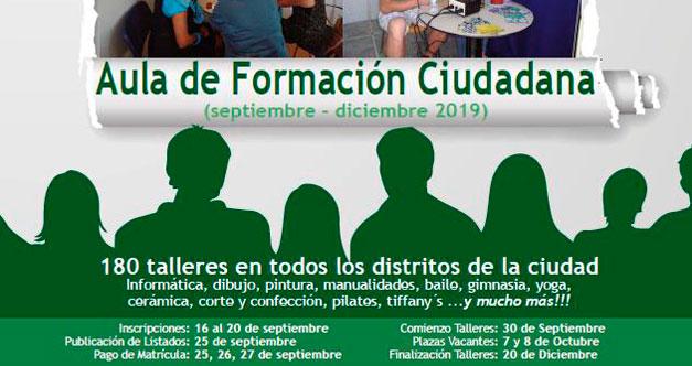 aula de formacion ciudadana