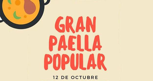 gran paella popular